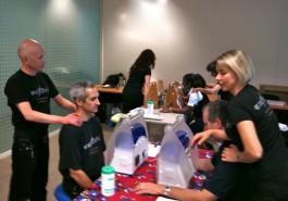 Massage & oxygénation (bol d'air Jacquier)
